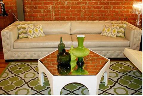 aspen sofa from room service