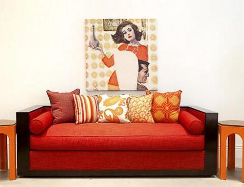 bauhaus style sofa