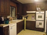 updating a 1960s kitchen