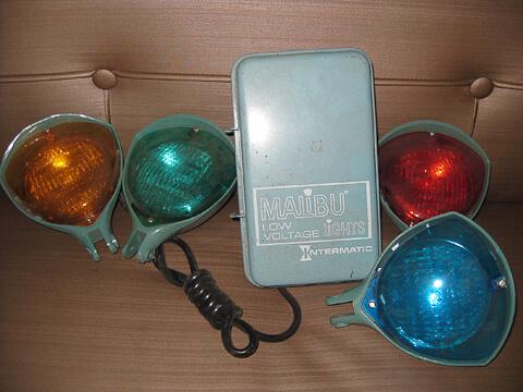 vintage malibu lights