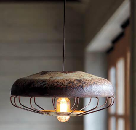 are antique pendant lighting