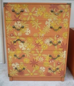 vintage drexel whimsy bedroom dresser
