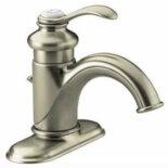 kohler fairfax faucet