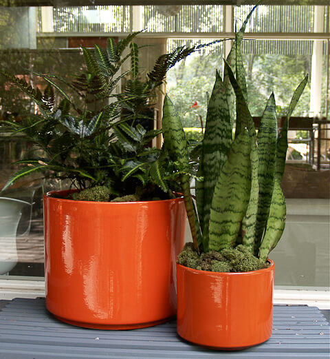 gainey ceramic pots