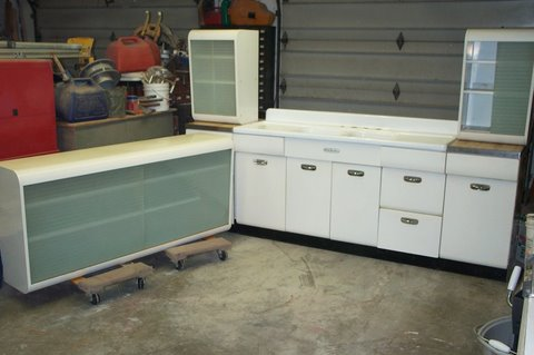 Pics for 1940s kitchen cabinets for 1940 kitchen cabinets