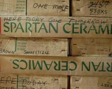 spartan ceramics
