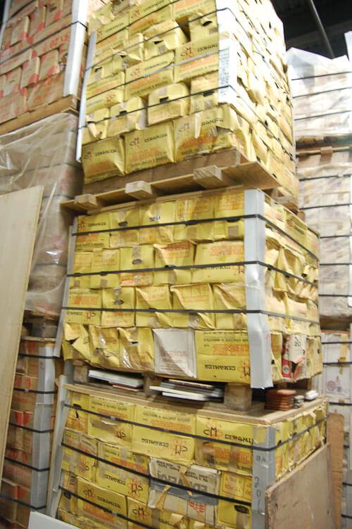 vintage tile warehouse world of tile