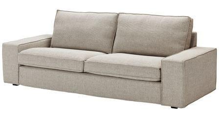 kivik sofa by ikea