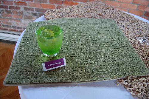 a mojito mixed to match hgtv home shaw carpet design