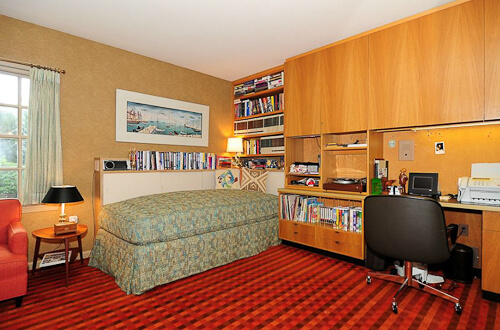 william pahlmann office design with day bed