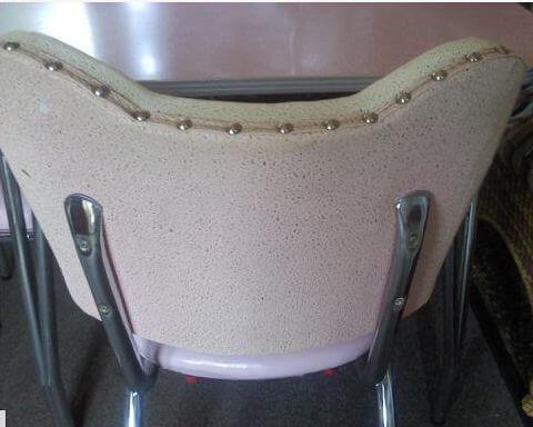 vintage dinette chair