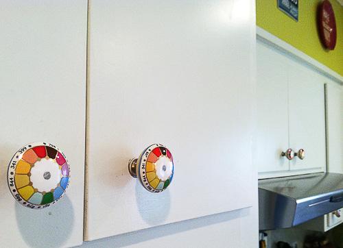 pantone knobs