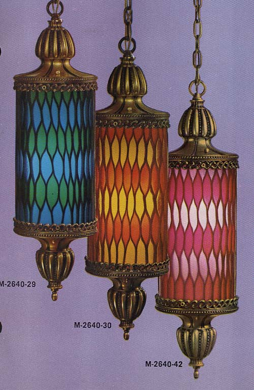 Moe Honeycomb Lighting The Full Line From A 1968 Catalog