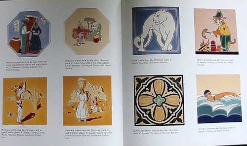 gladding mcbean tile - from California Tile The Golden Era 1910-1940
