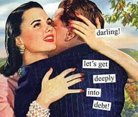 Anne-Taintor-Debt