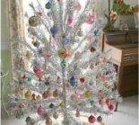 aluminum tree