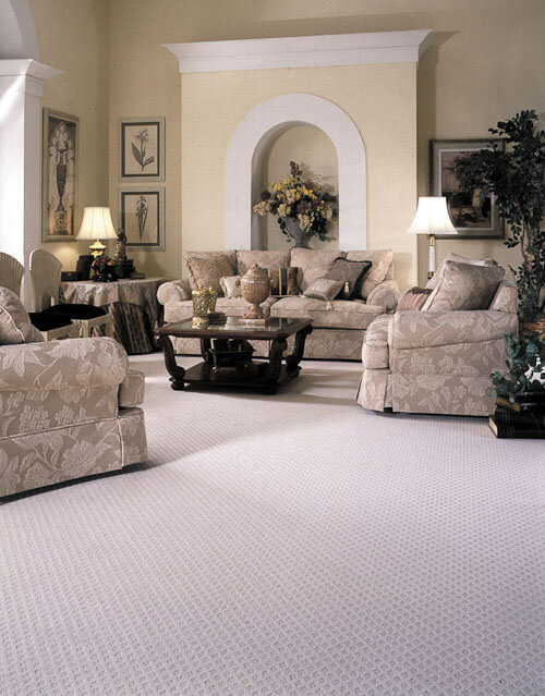 Shaw Avedon carpet, retro style