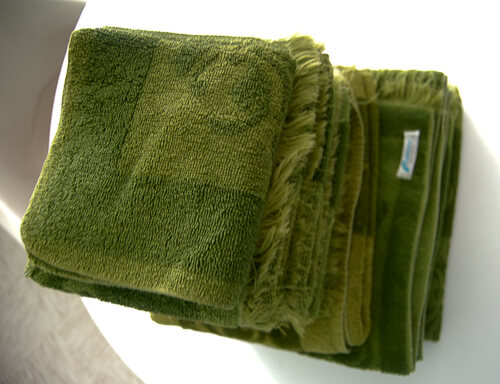 Vintage bath towels - one of the best and most satifying ...