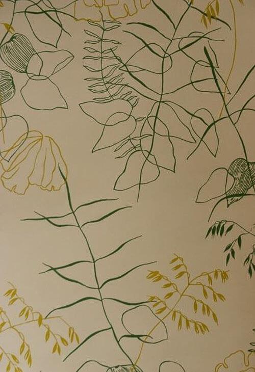 inez croom 1960s wallpaper 47 designs still in