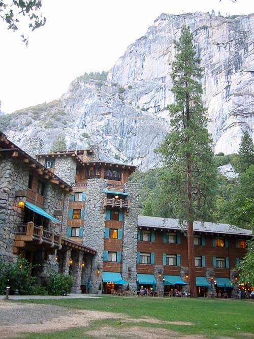 Ahwahnee Lodge Yosemite