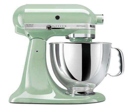 Kitchenaid Artisan Stand Mixer Colors ~ Kitchenaid artisan stand mixer in retro colors