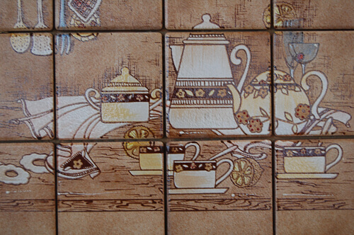 tile coffee tea