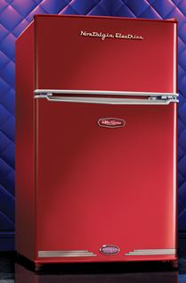 Red Refrigerators 10 Places To Buy One Retro Renovation