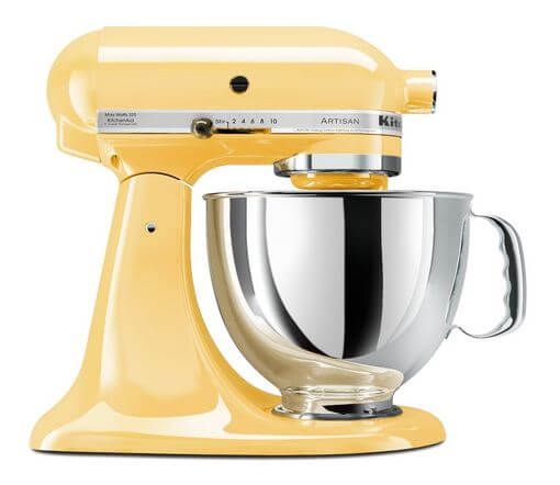 KitchenAid Artisan Stand Mixer in 24 retro colors Retro Renovation