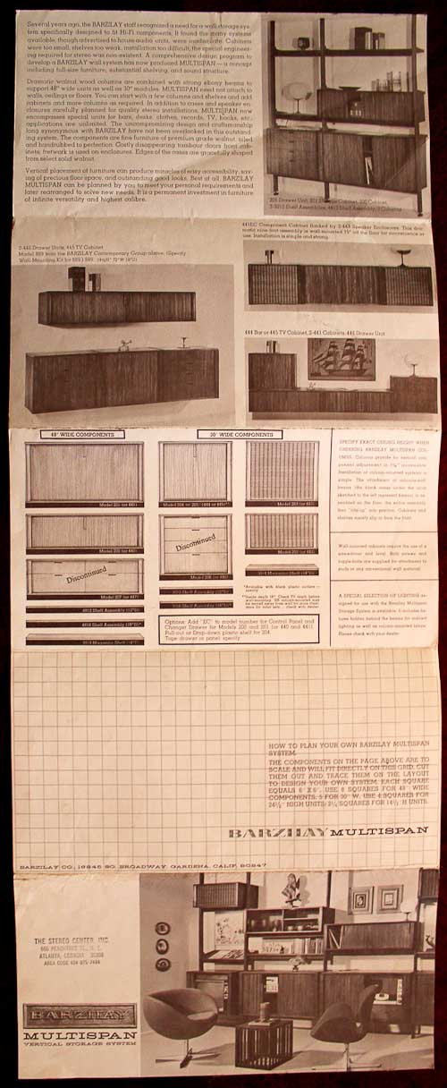 barzilay brochure