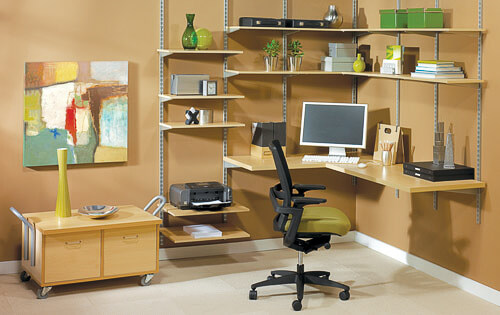 knape and vogt modular shelving