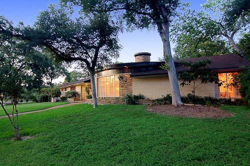 gorgeous midcentury modern house in historic glenbrook houston