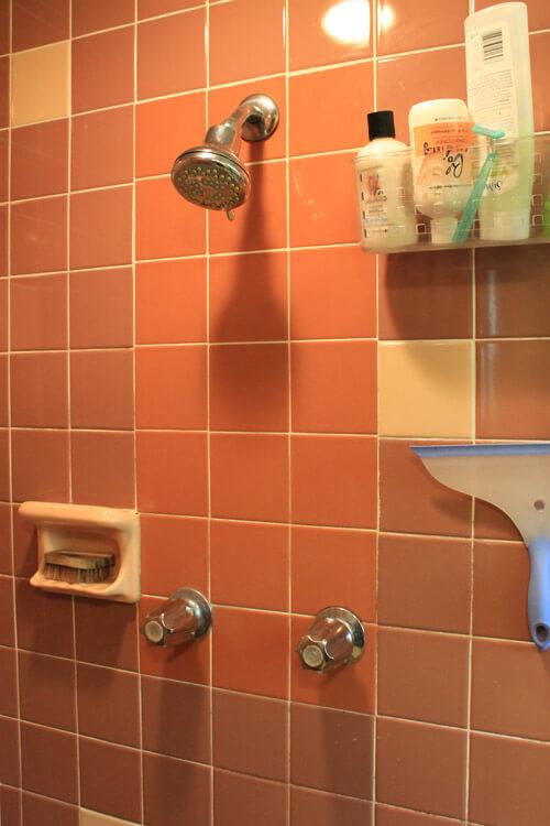 mis matched tile