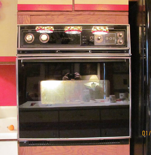 Greg Transforms A 1980s Oven Into A 1950s Oven Mad