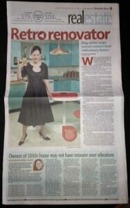 retro renovation in the detroit free press