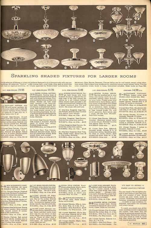 The History Of Porcelain Light Fixtures Classics For