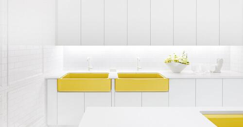 Flower Power Kitchen And Bathroom Sinks New From Kohler