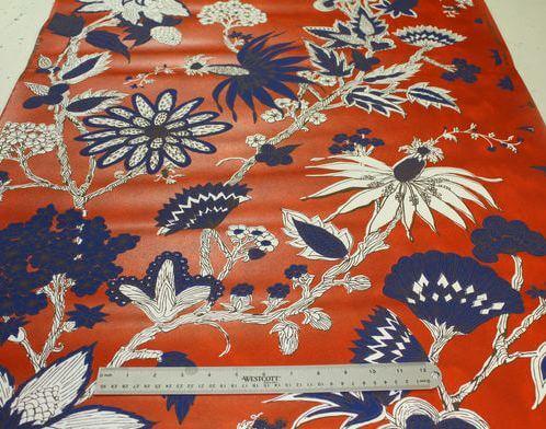 vintage 1960s jud scott wallpaper from hannahs treasures