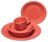 Fiesta dinnerware Flamingo.5PCSet