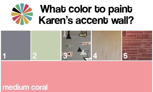 Karen's wall coral