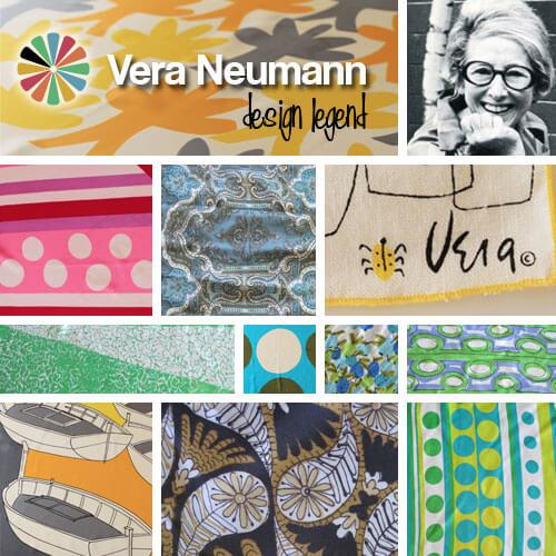 Vera Neumann collage of scarves