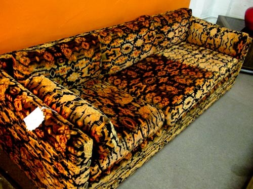 1970s vintage sofa