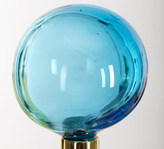 Breaking News Blenko Glass Lamps From 1947 1963 To Be