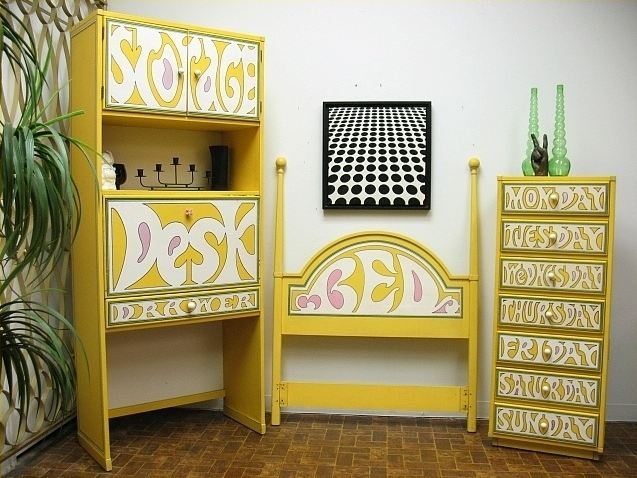drexel flower power furniture. Vintage furniture   10 of our favorite midcentury designs and