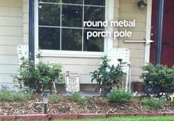 round_metal_porch_support_poles