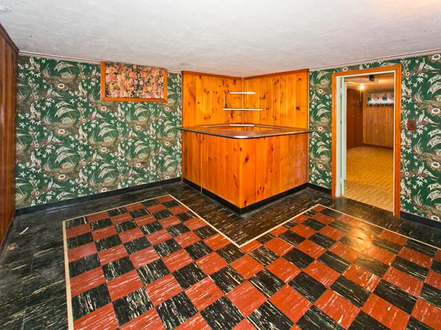 1940s basement