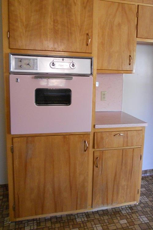 american beauties 25 vintage stoves and refrigerators from 1960s ge wall oven pink