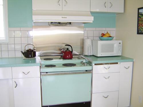 Aqua-dual-level-stove
