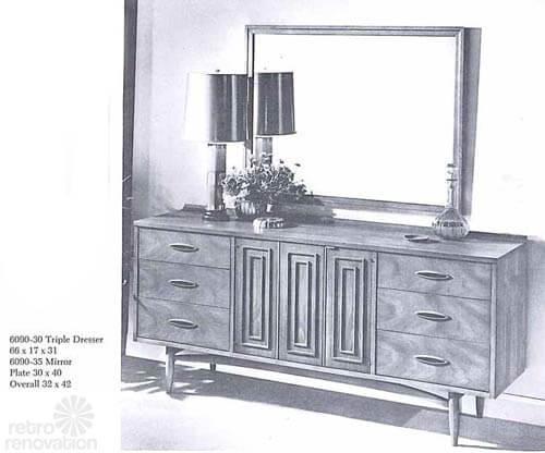 Broyhill_Sculptra-triple dresser