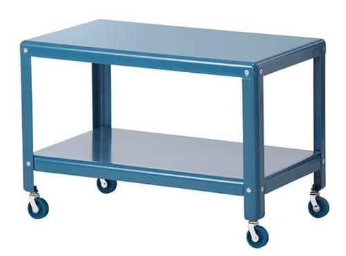 IKEA-PS-Rolling-steel-coffee-table