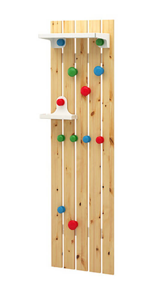 colorful and ingenious ikea ps 2012 collection now ForIkea Coat And Hat Rack